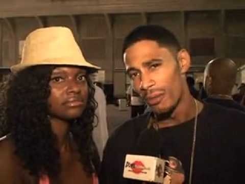 Bone Thugs N Harmony Layzie Bone With A Fresh Hair Cut 2012