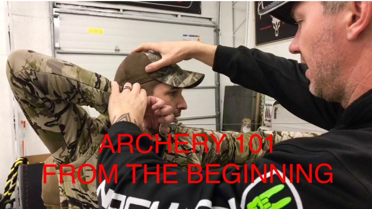Beginning Archery 101 -What you need to know- with Renowned coach John  Dudley