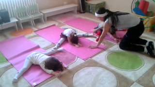 Занятия хореографией в детском клубе SmartLnadia. Возраст детей - 3,5 года. Видео2(, 2013-06-23T05:17:03.000Z)