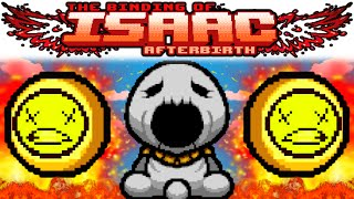 The Binding of Isaac AFTERBIRTH: THE KEEPER COUNTS HIS COINS