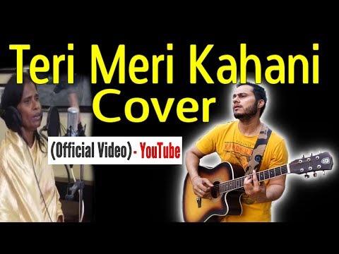 official---teri-meri-kahani-cover-|-ranu-mondal-|-himesh-reshammiya-|-vikas-sharma-|-vguitarlearning