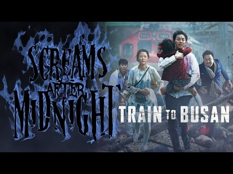 Train to Busan 2016 Horror Movie Review