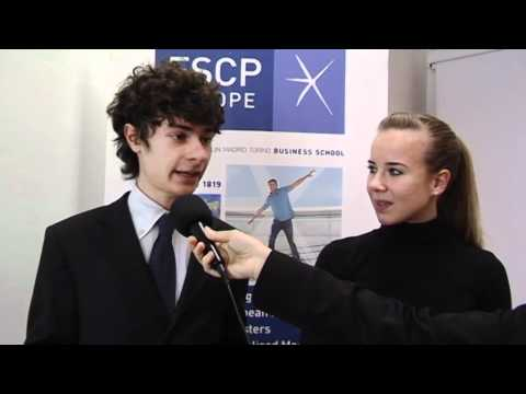 CareerTV.it: Career Day 2011 all'ESCP Europe di Torino