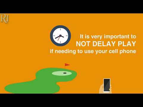 RHCC - Cell Phone Policy Video