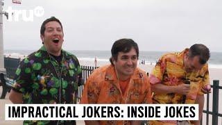 Impractical Jokers: Inside Jokes  - Can I Lotion You Up? | truTV