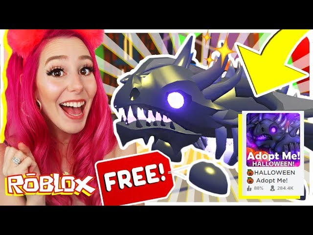 How To Get A Free Shadow Dragon In Adopt Me Roblox Adopt Me New