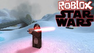 LA FORZA È POTENTE IN QUESTO UNO! | | Roblox Star Wars Jedi Temple su Ilum episodio 1