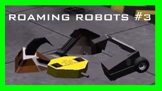 Robot Arena 2: Roaming Robots Random Battles #3
