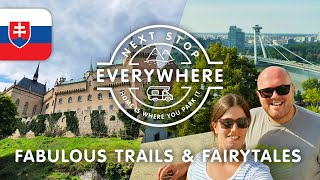 Fabulous Trails And Fairytales - Bojnice, Bratislava And Slovakia   Next Stop Everywhere
