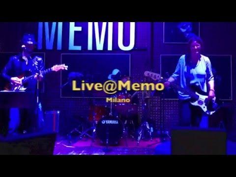 2015 10 03 DOCTOR WOOD MEMO MILANO - Texas Flood (SRVaughan) Max Pieri drums