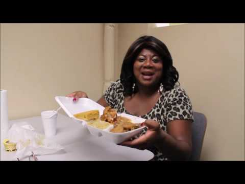 Dining Out With Comedienne Joy highlighting Alabama Restaurants