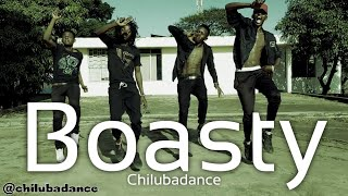 Wiley,Sean Paul,Steflon Don - Boasty ft. Idris Elba |  Dance | Chilubadance Choreography
