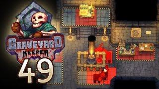 Graveyard Keeper [#49] - Wo genau soll das hin? - Let's Play