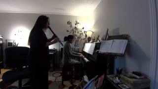 Rain - Brian Crain (Piano and Recorder)