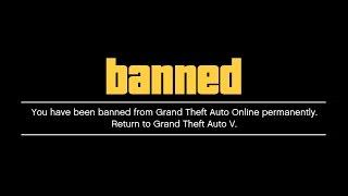 MASSIVE BAN WAVE IN GTA 5 ONLINE! (WARNING)