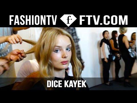 Dice Kayek Designer's Inspiration | Paris Haute Couture Fall/Winter 2015/16 | FashionTV