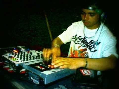 mister dj funk live