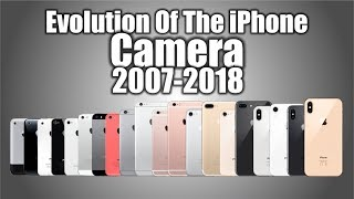 The Evolution of The iPhone Camera - Every iPhone Camera Comparison