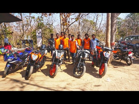 Republic Day Ride 2018 || Kuntala Waterfall || part 1