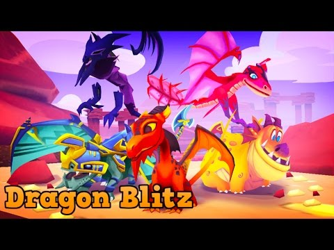 Dragon Blitz - By  ZQGame Inc - Arcade - IOS/Android