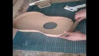 Como hacer una Guitarra Parte 1