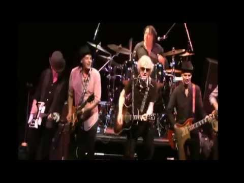 Ian Hunter And The Rant Band Manchester 2014