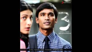 3 is a romantic movie. it has love feel bgm which composed by anirudh ravichander. only for entertaining purposes so may contain copyright materi...