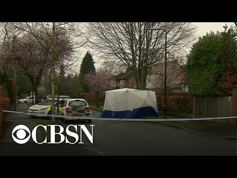 Knife crimes on the rise in the UK – CBS World News