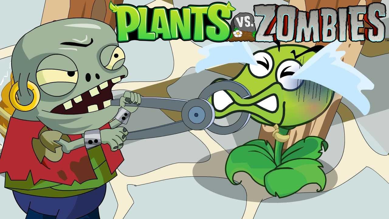 plants vs zombies animation