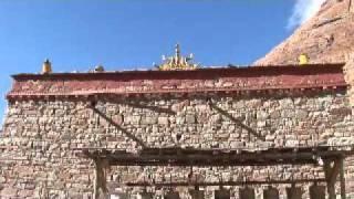 Tibet-Kailash. Chuku Monastery. Тибет-Кайлас. Монастырь Чуку(Видеоматериалы экспедиций Тибет-Кайлас Это видео доступно также в высококачественном формате HD www.mt-kailash.ru., 2011-04-06T07:36:27.000Z)