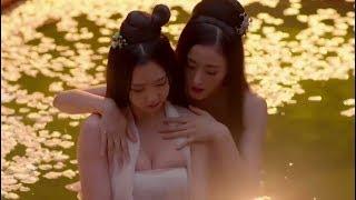 Best romantic kiss scenes Chinese drama/FULL MV HD Chinese Lesbian