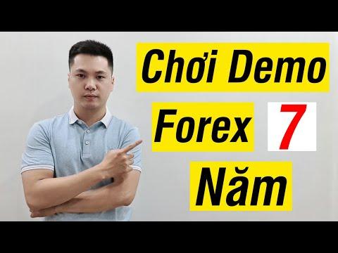 Chơi Forex 7 năm - Giao Dịch Forex Demo càng lâu càng tốt? | CHN PRO TRADING