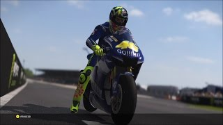 Yamaha YZR-M1 2005 - Valentino Rossi The Game - MotoGP 16 - Test Ride Gameplay (PS4 HD) [1080p60FPS]