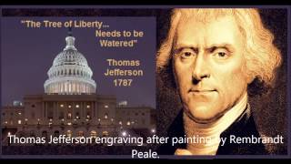 Tree Of Liberty Needs Watering - Thomas Jefferson