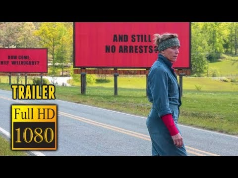 🎥 THREE BILLBOARDS OUTSIDE EBBONG, MISSOURI 2017  Full Movie  in Full HD  1080p