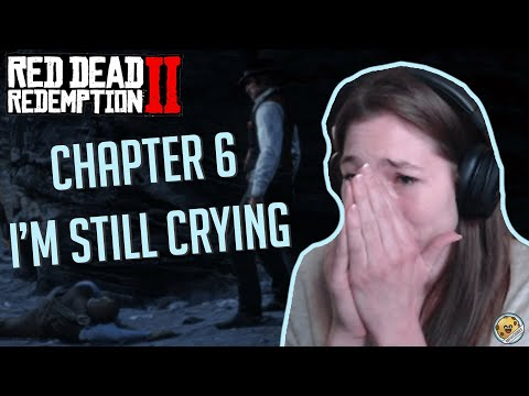 Chapter 6 Ending Reaction | First Time Playthrough - Red Dead Redemption 2 |