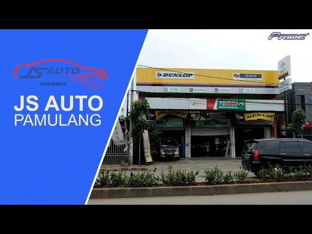 JS Auto Pamulang, Bengkel Nyaman Extra Cafe