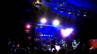 Dark Funeral - My Dark Desires live @ In Flammen Open Air 2015