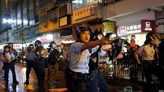"""【章立凡:香港抗争确实出现""""人民战争""""色彩,承载香港百姓的意愿】8/26 #时事大家谈 #精彩点评"""