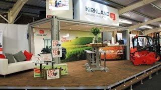 National Fruit Show 2016 Kirkland UK