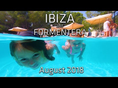 Ibiza and Formentera 2018 Insotel Formentera Maryland and Sirenis Seaview Country Club
