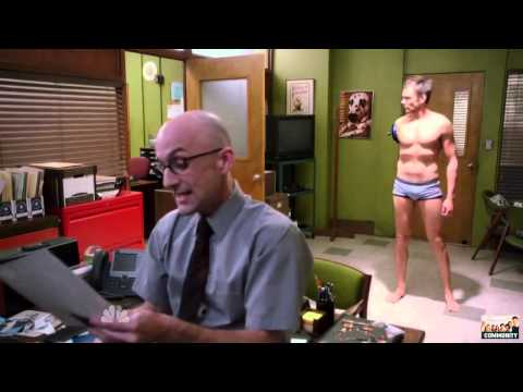 Community Season 4 Finale - Evil Jeff Arrives At Greendale