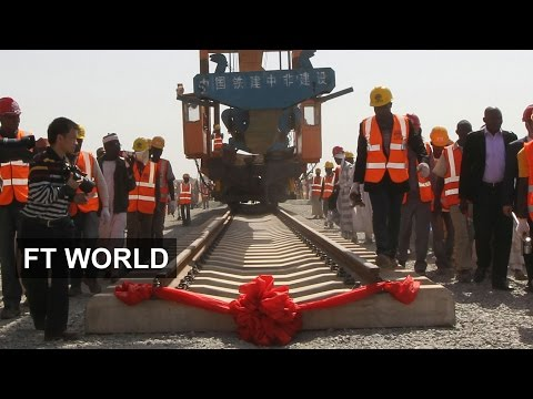 China and Japan compete in Africa | FT World