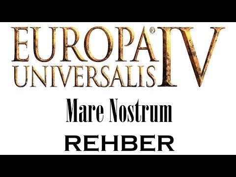 Europa Universalis IV Mare Nostrum DLC Rehber  