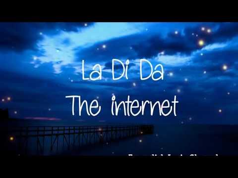 La di da The Internet lyrics