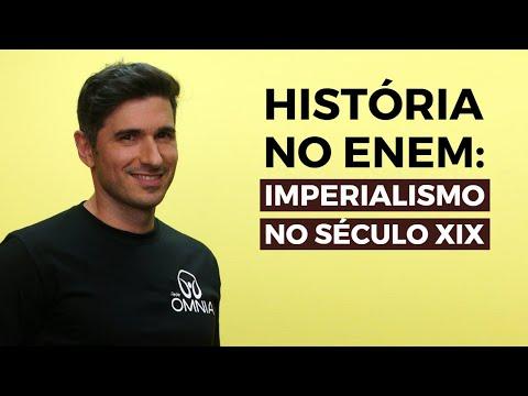 História No Enem: Imperialismo No Século XIX - Brasil Escola