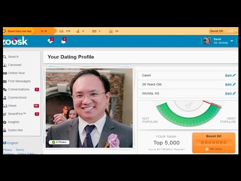 Online dating site reviews zoosk