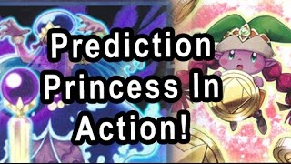 Prediction  Princess In Action!
