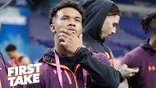 Charley Casserly didn't change his mind on Kyler Murray on his own – Stephen A. | First Take