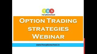 OPTION TRADING STRATEGIES by THE OPTION SCHOOL (12.09.18)